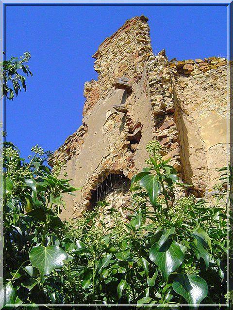 Diaporama château Cocu à Auzat la Combelle