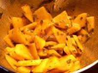 Filet de Boeuf au Tandoori & Patates Epicées