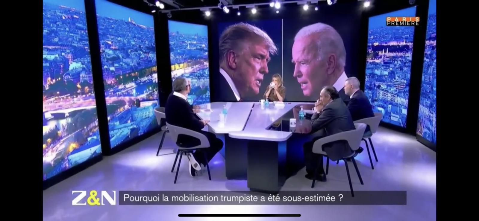 Michel Onfray - Zemmour et Naulleau (Paris Première) - 04.11.2020