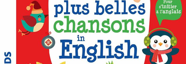 Mes plus belles chansons in English (CONCOURS AVENT 8)