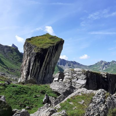 Mardi 11 août 2020 - Le (petit) Monolithe du Beaufortain
