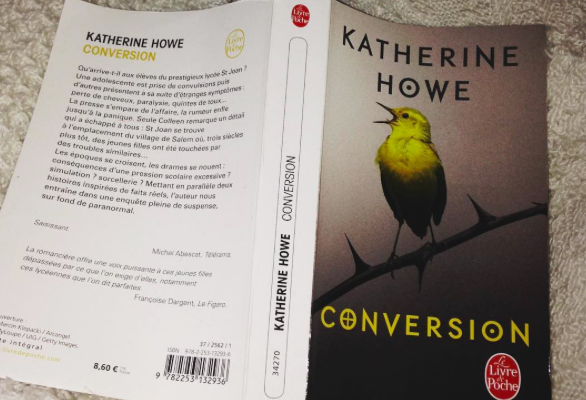 Conversion, de Katherine Howe