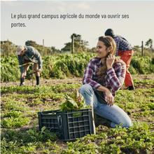 Hectar, l'école de la nouvelle agriculture dévoile sa ferme Marie-Antoinette