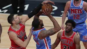 Les Bulls de Chicago s'imposent face aux Brooklyn Nets