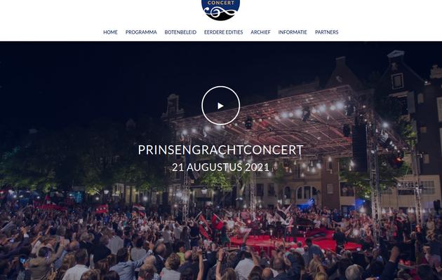 L'instant néerlandais du jour (2020_12_17): het Prinsengrachtconcert