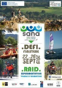 Finistère. Un raid sportif pour développer le handisport en plein air, du 22 au 26 septembre