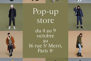 Ouverture du Pop-Up Store DRIMI.MEN, le vestiaire masculin !