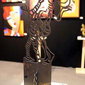 """Salon International d'Art Contemporain 4 eme édition """"art3f Paris"""" - José Lopes"""
