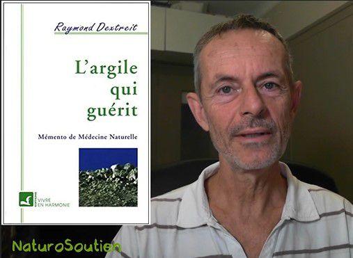 Vidéo sur le LIVRE L'argile qui guérit de Raymond Dextreit