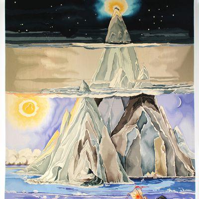 Emmanuel Gérard, quand Aubusson tisse Tolkien !