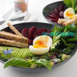Salade de printemps, Cuisson douce, Multicuisson