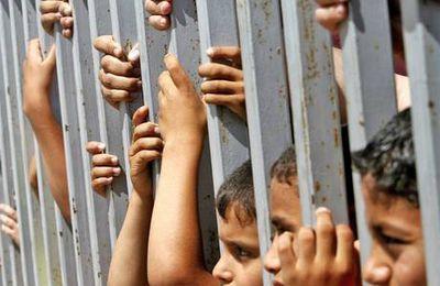 Un rapport accablant pour israel sur la torture des enfants palestiniens
