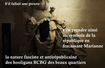 A quoi et à qui servent les provocations fascistes ?