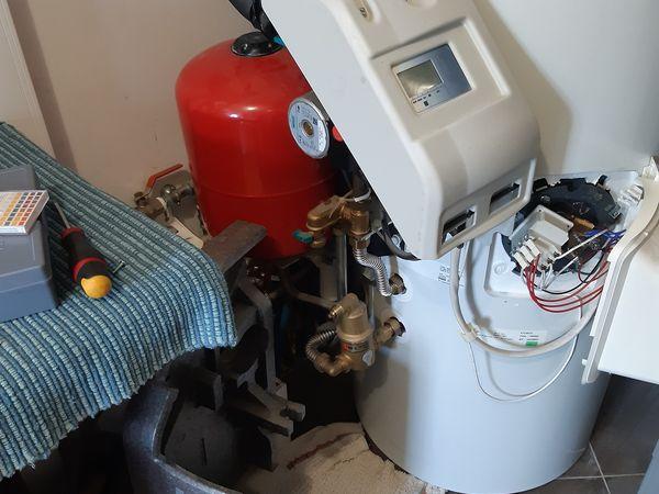 Révision du chauffe-eau solaire