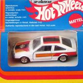 OPEL MONZA SILVER SPECIAL 1/43 HOT WHEELS - car-collector.net