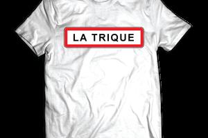 T-shirt: France - Poitou-Charentes - La Trique.