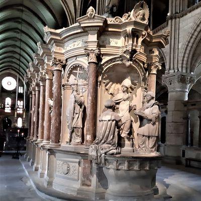 17c – Reims, la basilique Saint-Rémi