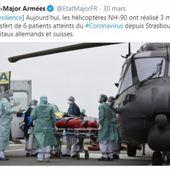 9 vols de Caïman depuis samedi pour évacuer des malades du Covid-19