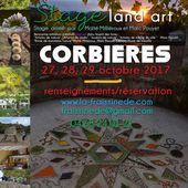 stage land art d'automne - Art et Communication   Maïté Milliéroux