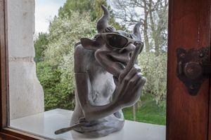 """Expo d'art contemporain """"Le Secret"""" au Château du Rivau"""