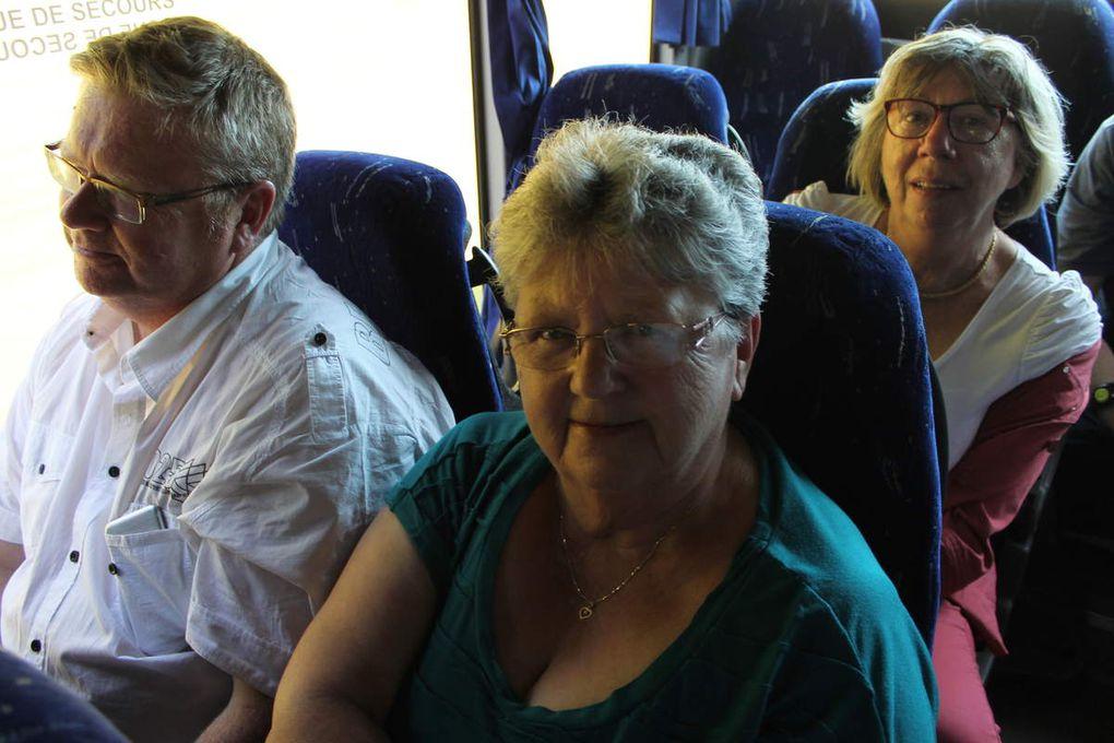 Photos du voyage à Amiens