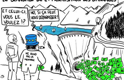 EDF. Pétition contre les hausses des tarifs et la privatisation partielle.