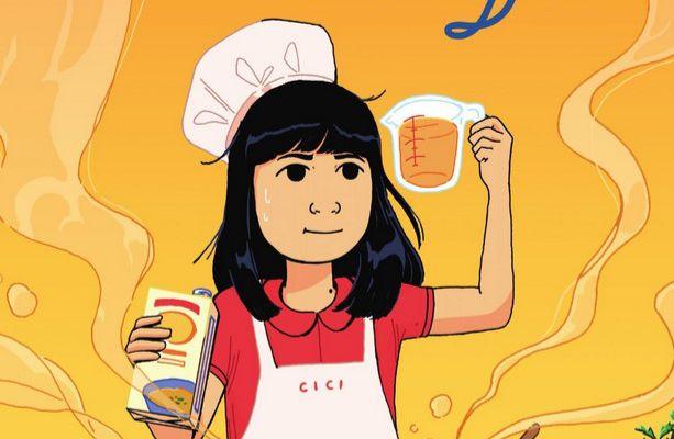 Graines de cheffes - Lily Lamotte et Ann Xu