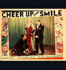 Cheer Up and Smile de Sidney Lanfield