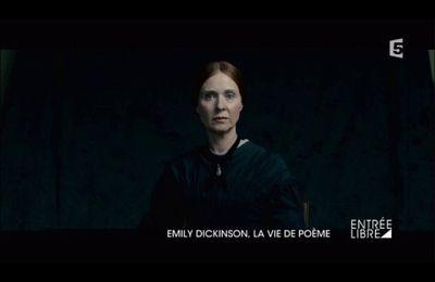 Emily Dickinson, la vie de poème...