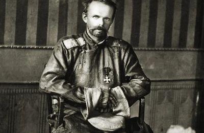 Centenaire de l'Eurasisme : La capture du baron von UNGERN-STERNBERG
