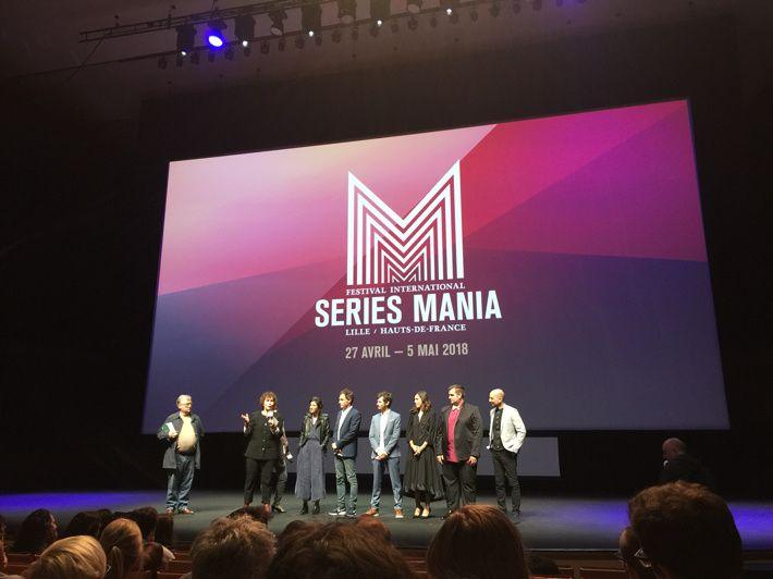 #SeriesMania2018 On the Spectrum de Dana Idisis #CompetitionOfficielle