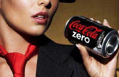 Boire que du coca zero pour maigrir