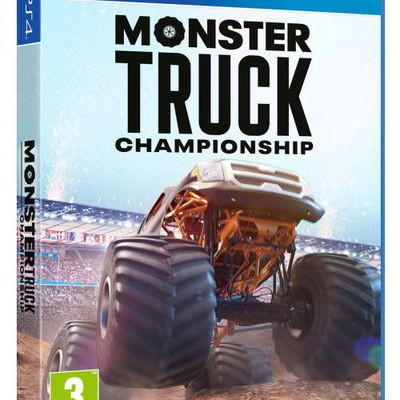 TEST PS4: Monster Truck Championship