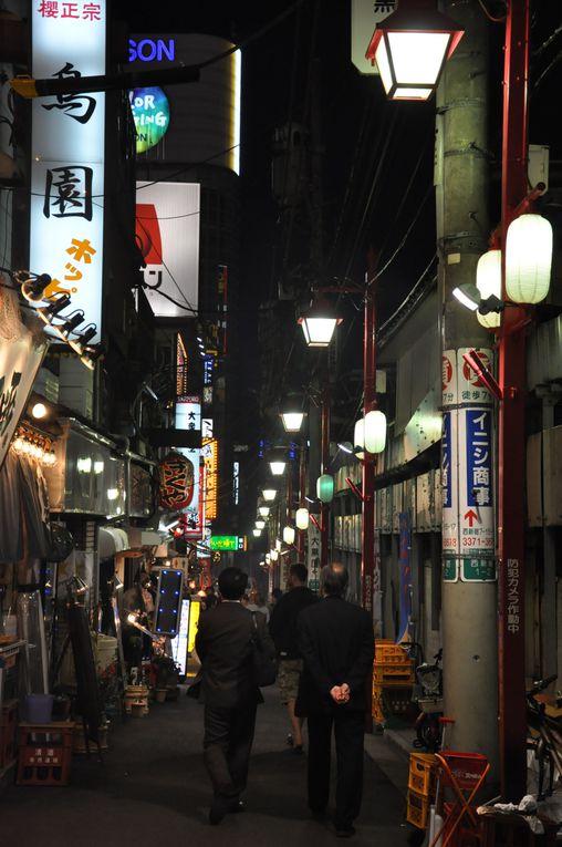Album - 07-Tokyo, 1er jour
