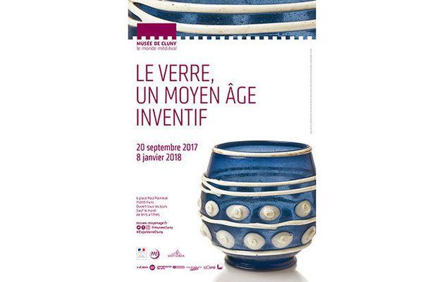 Le verre un Moyen Âge inventif à voir au musée du Cluny jusqu'au 8 janvier 2018