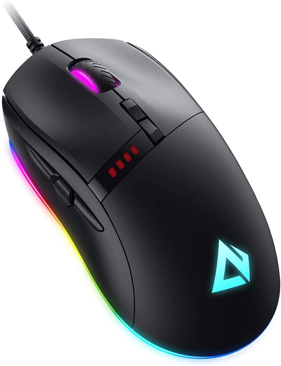 [TEST] La souris Aukey GM-F4 Knight PC : une bonne surprise à petit prix