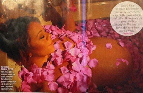 A y est, les jumeaux de Mariah Carey sont nés !