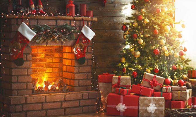 Sarà pure un'illusione ma io, almeno a Natale, voglio essere felice.