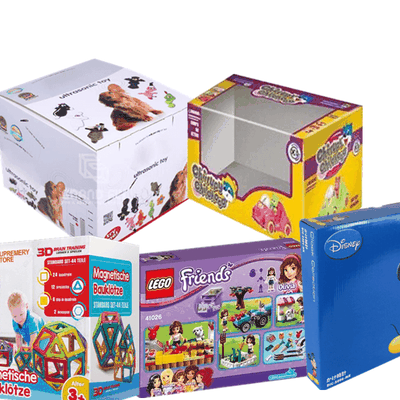 Modern-Day Technologies Allow the Makers to Create Attractive Toy Boxes