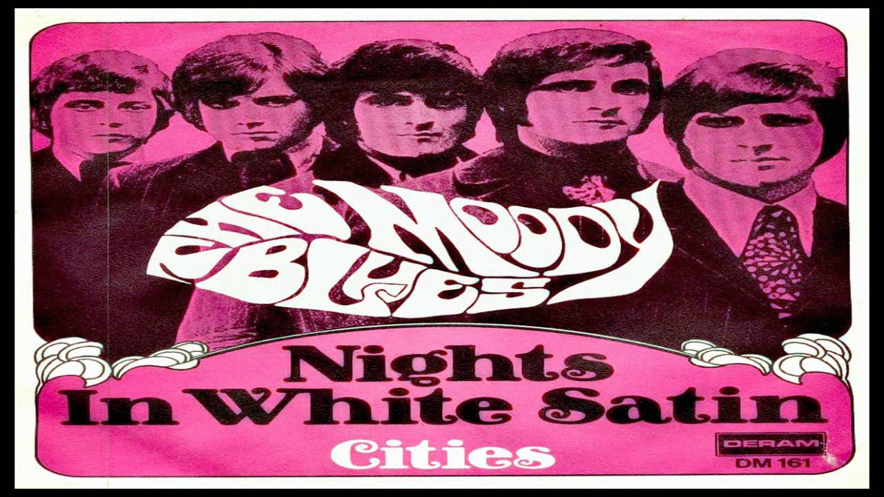"The Moody Blues, ""Nights In White Satin"" (1967)"