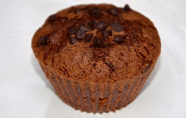 Petits muffins au chocolat