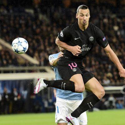 Ligue des champions: Zlatan Ibrahimovic de retour dans son jardin