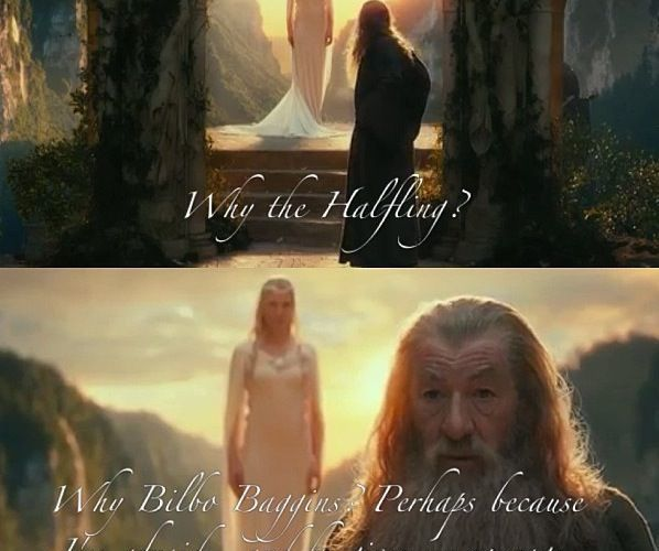 [citation] Pourquoi le Hobbit ?