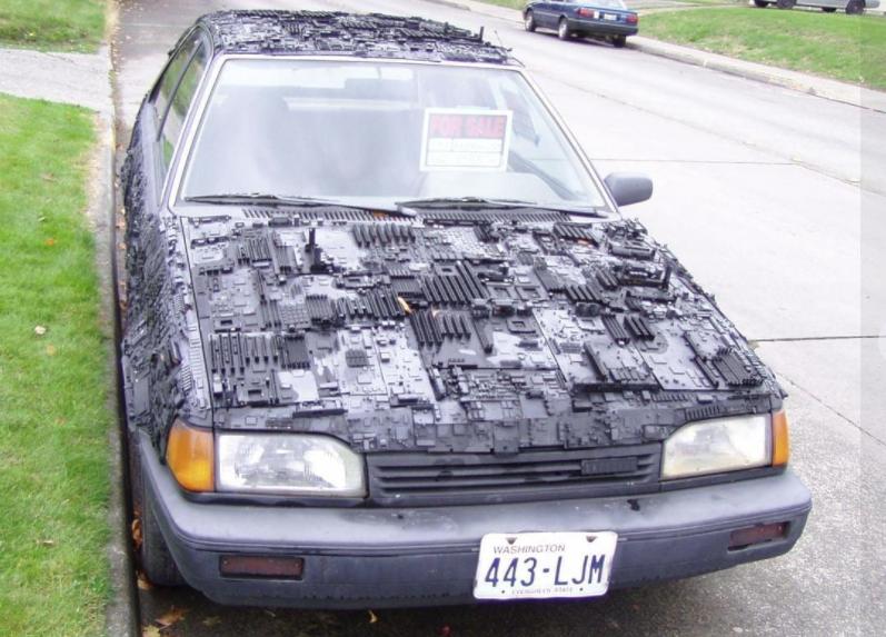 Cyber Punk 2077 Edition Car ?