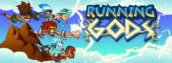 Jeux video: Running Gods sera disponible sur Steam le 13 septembre !