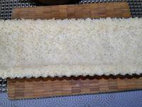 Tarte au riz et légumes grillés