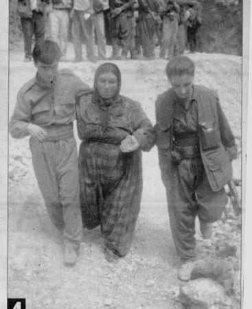 Les images de la rencontre entre les prisonniers et leurs mères, par Barıs Bil (Yeni Yüzyıl)