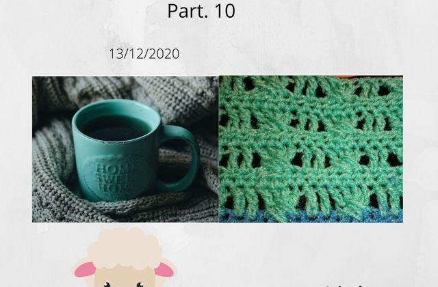 Glitter Blanket Partie 10