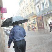 Orages et pluies sur la région ce samedi : Gard et Hérault en vigilance orange dès 18 h
