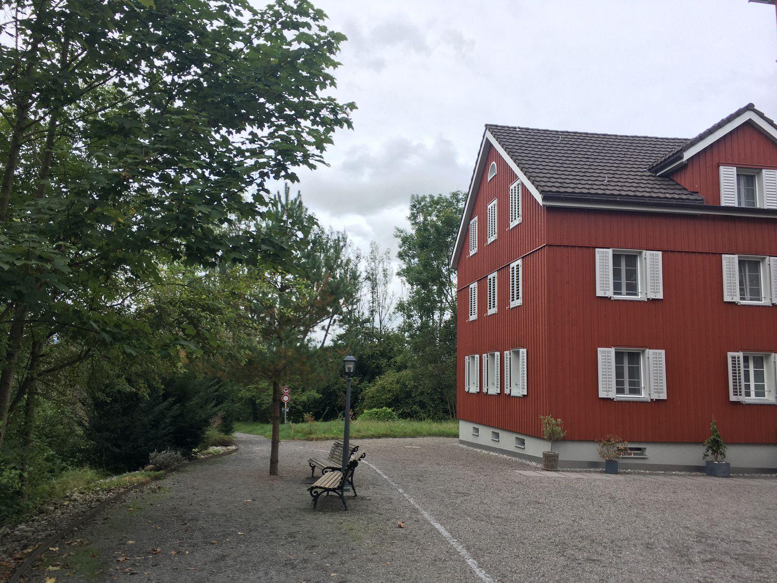 20 septembre 2021 : Cham / Lozenweg de Cham a Hagendorn